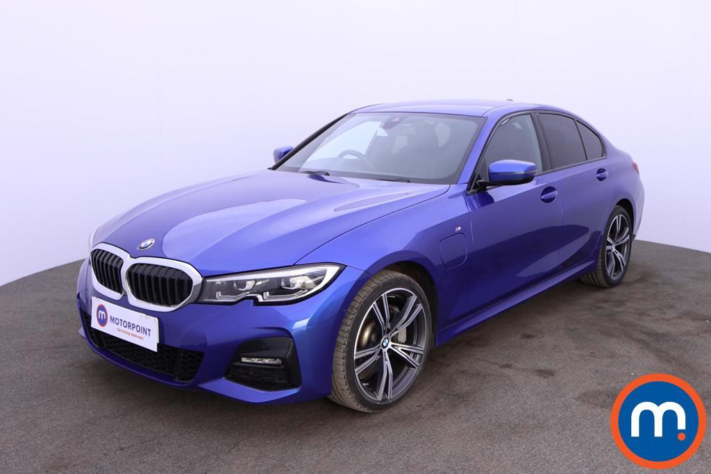 BMW 3 Series 330e M Sport 4dr Auto - Stock Number 1181018 Passenger side front corner