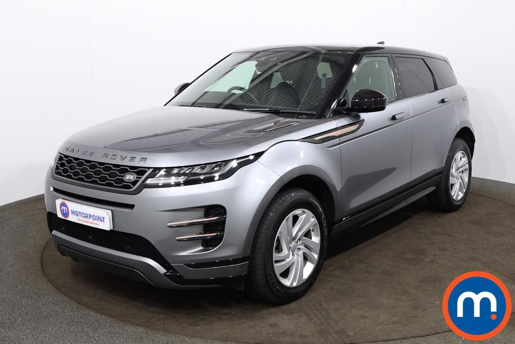 Land Rover Range Rover Evoque 2.0 D180 R-Dynamic S 5dr Auto - Stock Number 1181706 Passenger side front corner