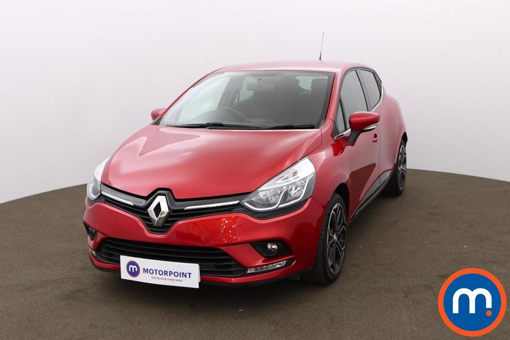 Renault Clio 0.9 TCE 90 Iconic 5dr - Stock Number 1182872 Passenger side front corner