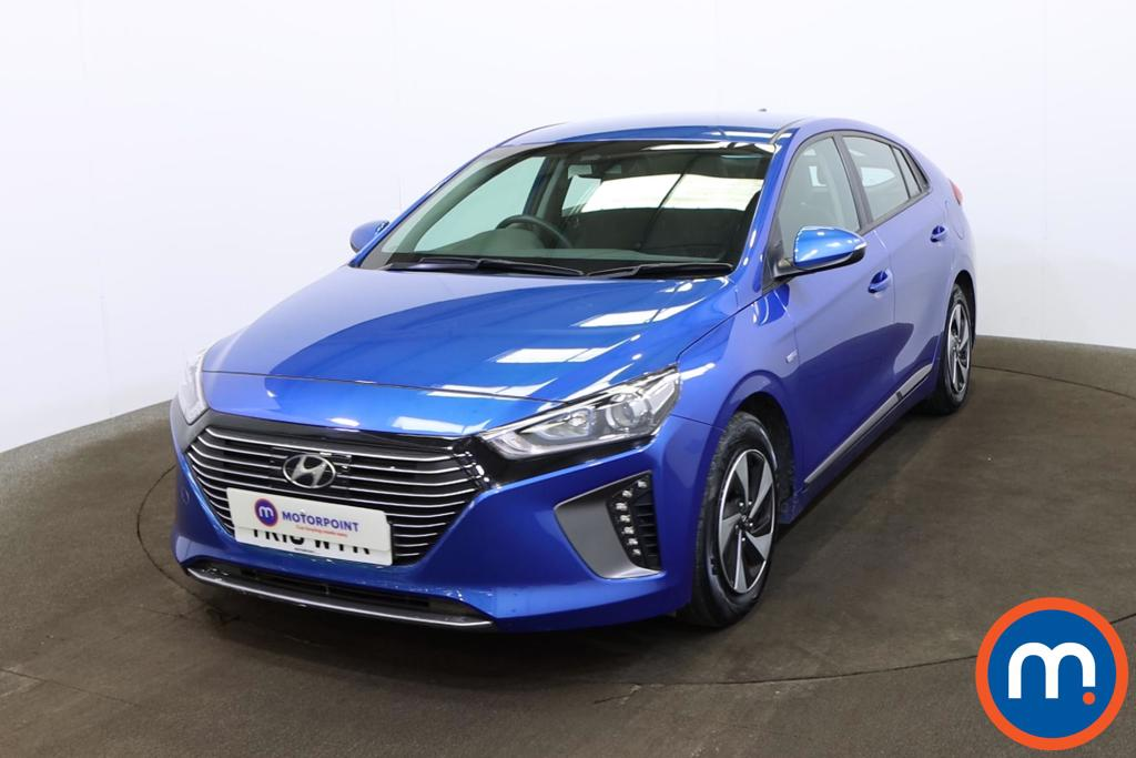Hyundai Ioniq 1.6 GDi Hybrid SE 5dr DCT - Stock Number 1183178 Passenger side front corner