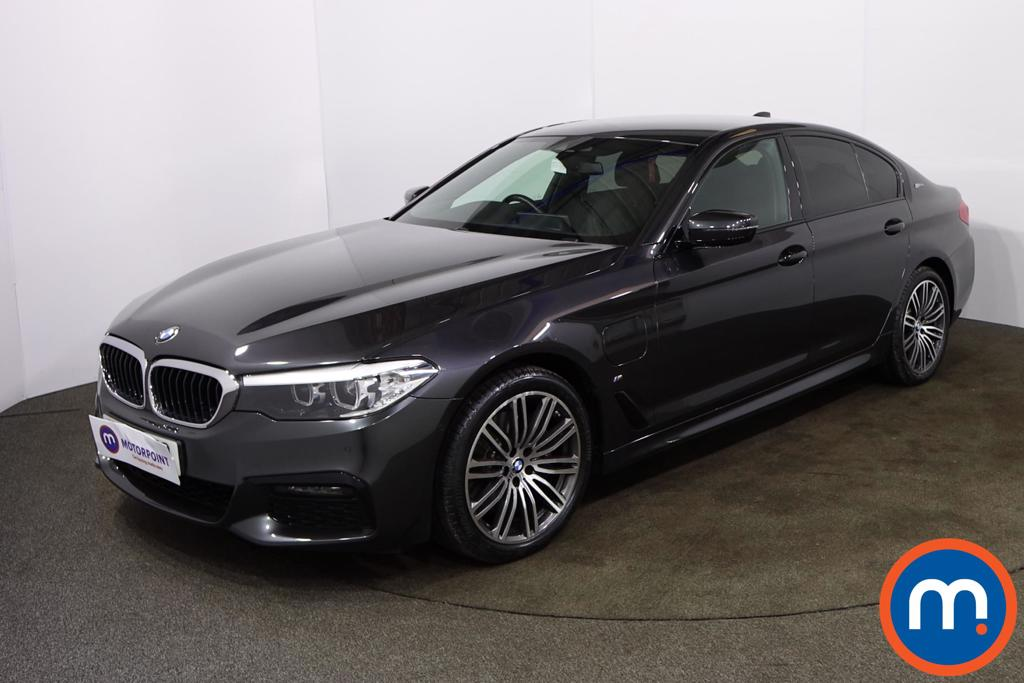 BMW 5 Series 530e M Sport 4dr Auto - Stock Number 1183522 Passenger side front corner