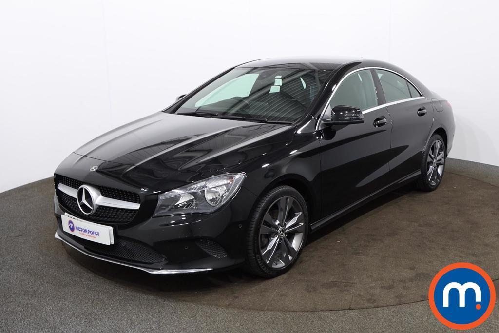 Mercedes-Benz CLA CLA 200d Sport 4dr - Stock Number 1184231 Passenger side front corner