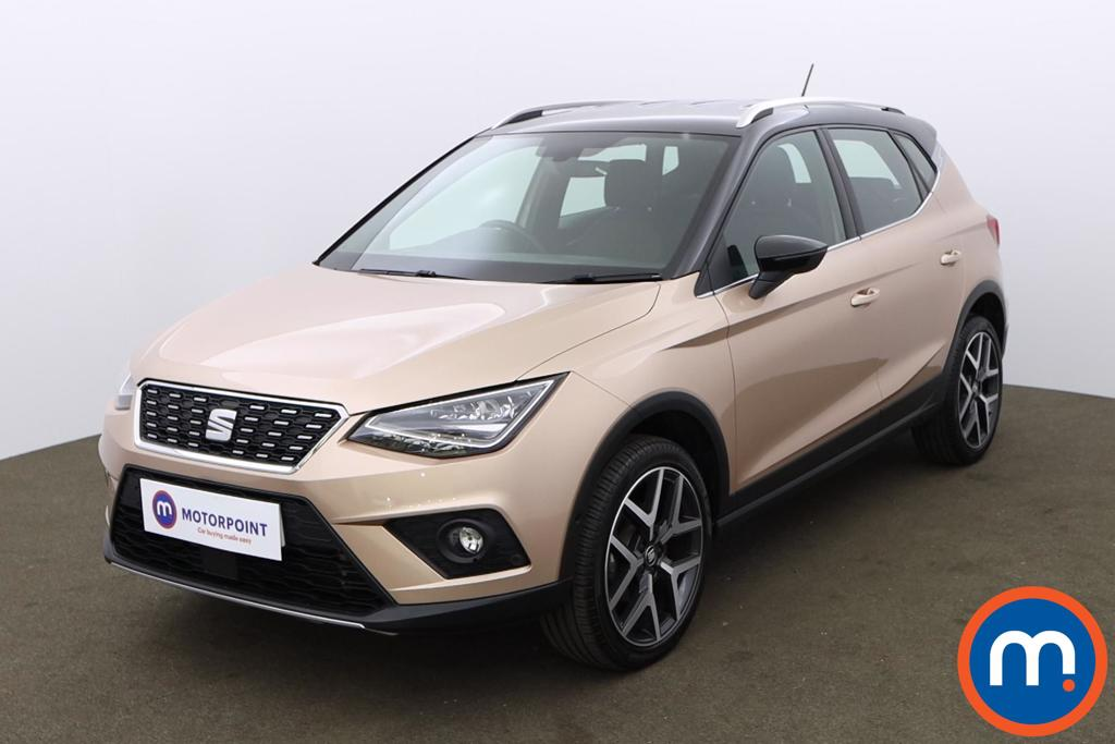 Seat Arona 1.6 TDI 115 Xcellence Lux 5dr - Stock Number 1184506 Passenger side front corner