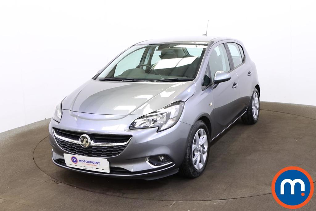 Vauxhall Corsa 1.4 SRi Nav 5dr Auto - Stock Number 1185723 Passenger side front corner