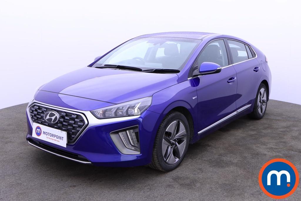 Hyundai Ioniq 1.6 GDi Hybrid 1st Edition 5dr DCT - Stock Number 1187624 Passenger side front corner