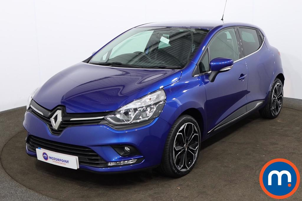 Renault Clio 0.9 TCE 90 Iconic 5dr - Stock Number 1188658 Passenger side front corner