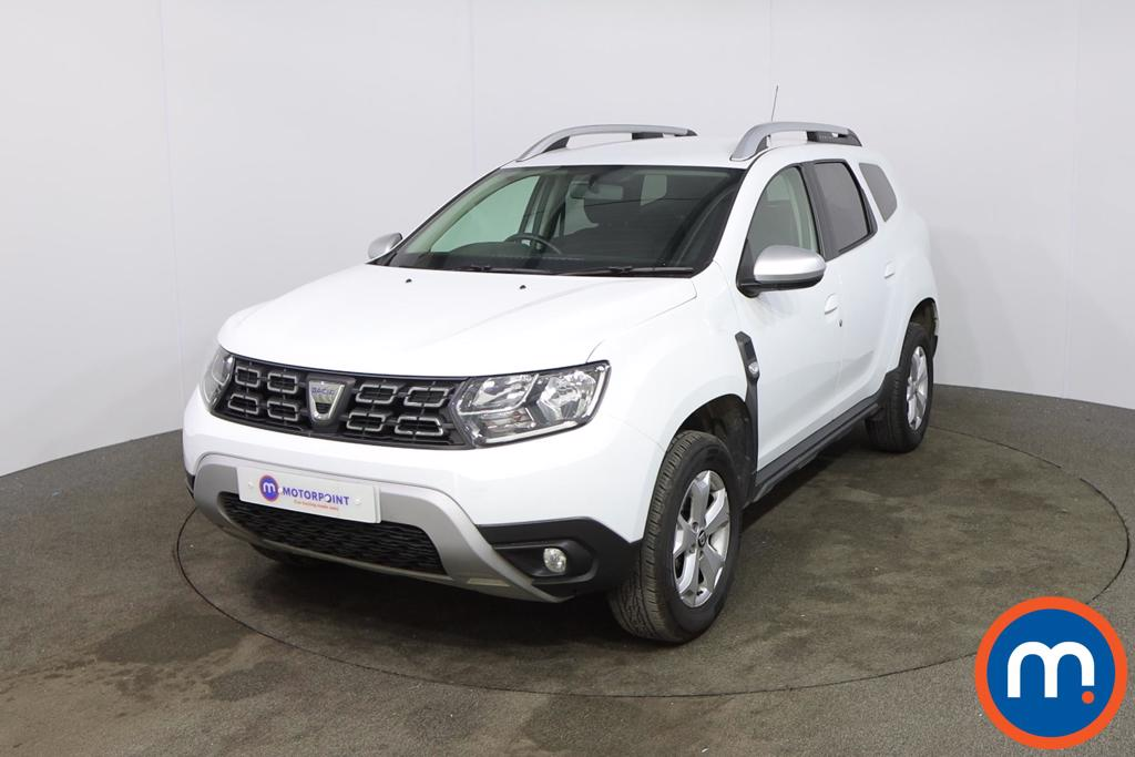 Dacia Duster 1.3 TCe 130 Comfort 5dr - Stock Number 1172934 Passenger side front corner