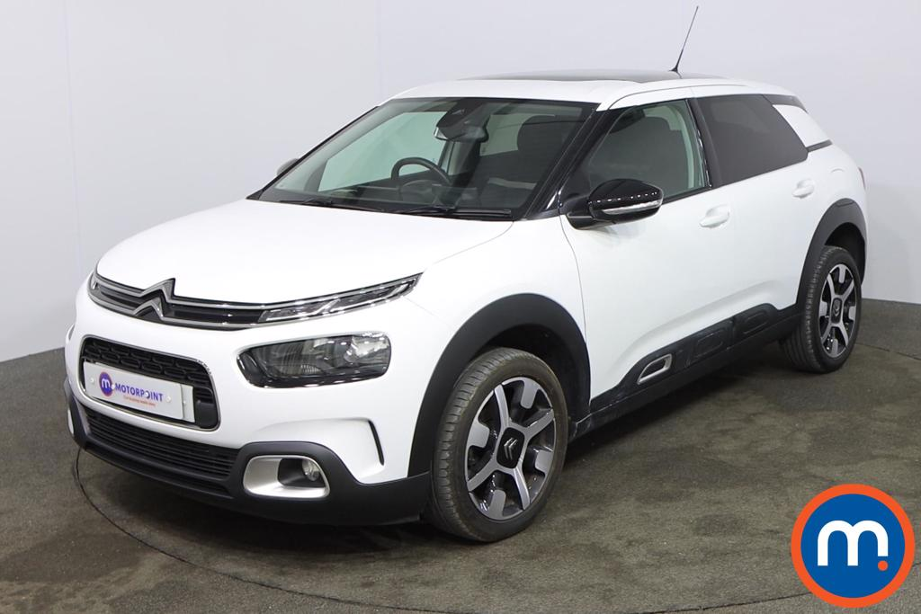 Citroen C4 Cactus 1.2 PureTech Flair 5dr [6 Speed] - Stock Number 1179034 Passenger side front corner
