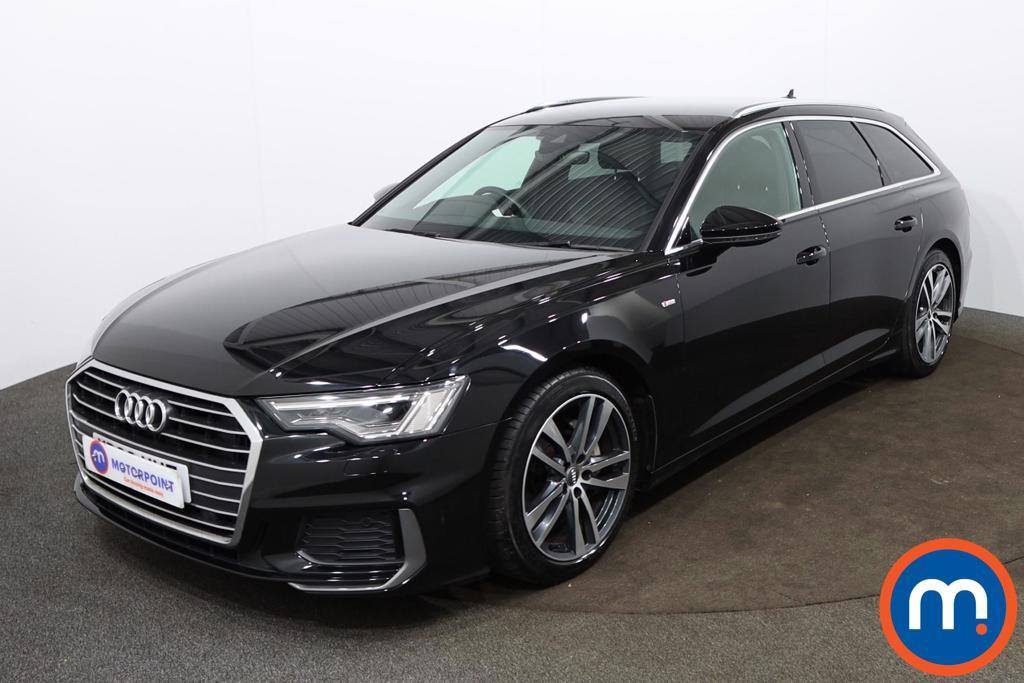 Audi A6 40 TDI S Line 5dr S Tronic - Stock Number 1181071 Passenger side front corner