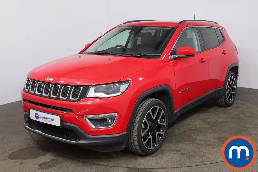Jeep Compass 1.4 Multiair 140 Limited 5dr [2WD] - Stock Number 1181390 Passenger side front corner