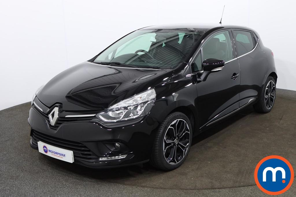 Renault Clio 0.9 TCE 90 Iconic 5dr - Stock Number 1182868 Passenger side front corner