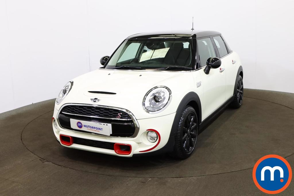 Mini Hatchback 2.0 Cooper S 5dr Auto - Stock Number 1182925 Passenger side front corner