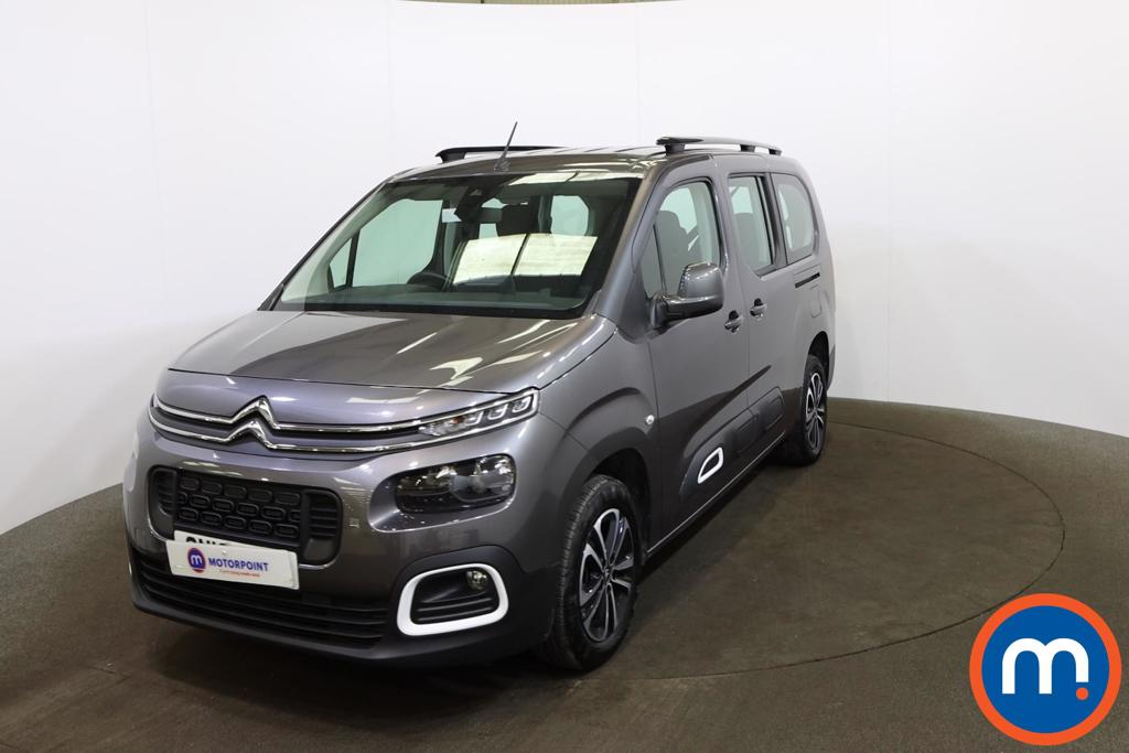 Citroen Berlingo 1.5 BlueHDi 100 Flair XL 5dr [7 seat] - Stock Number 1183499 Passenger side front corner