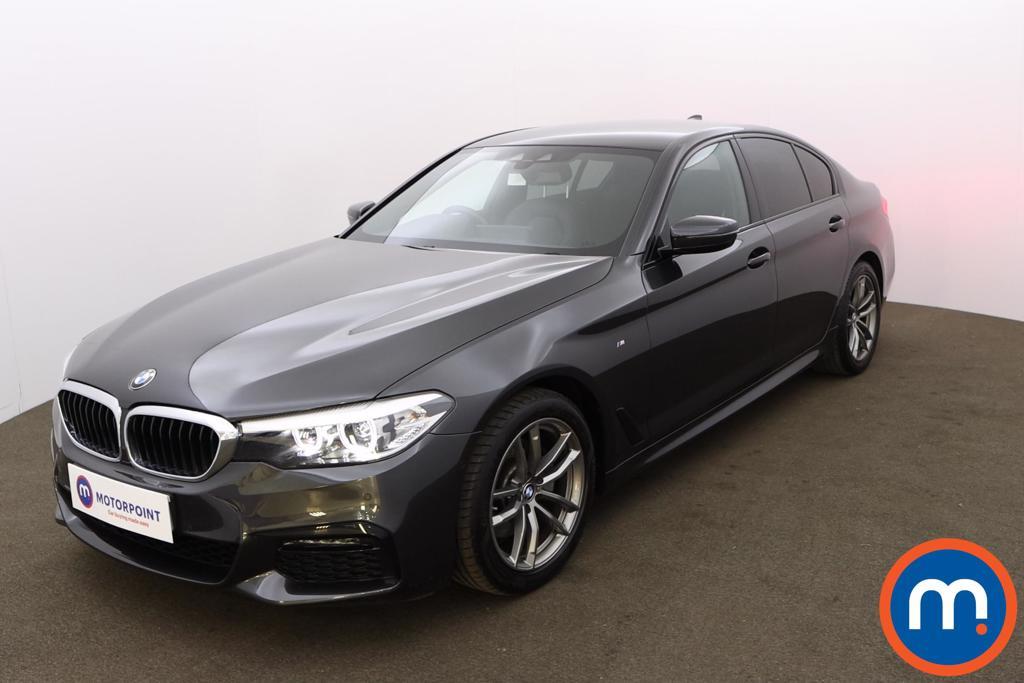 BMW 5 Series 520d M Sport 4dr Auto - Stock Number 1183520 Passenger side front corner