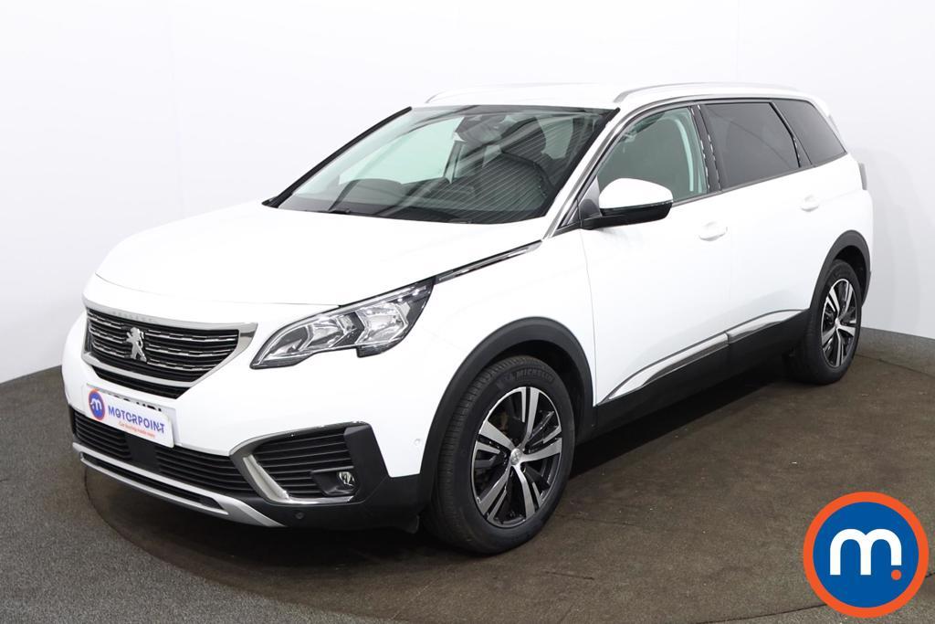 Peugeot 5008 1.2 PureTech Allure 5dr EAT8 - Stock Number 1183651 Passenger side front corner