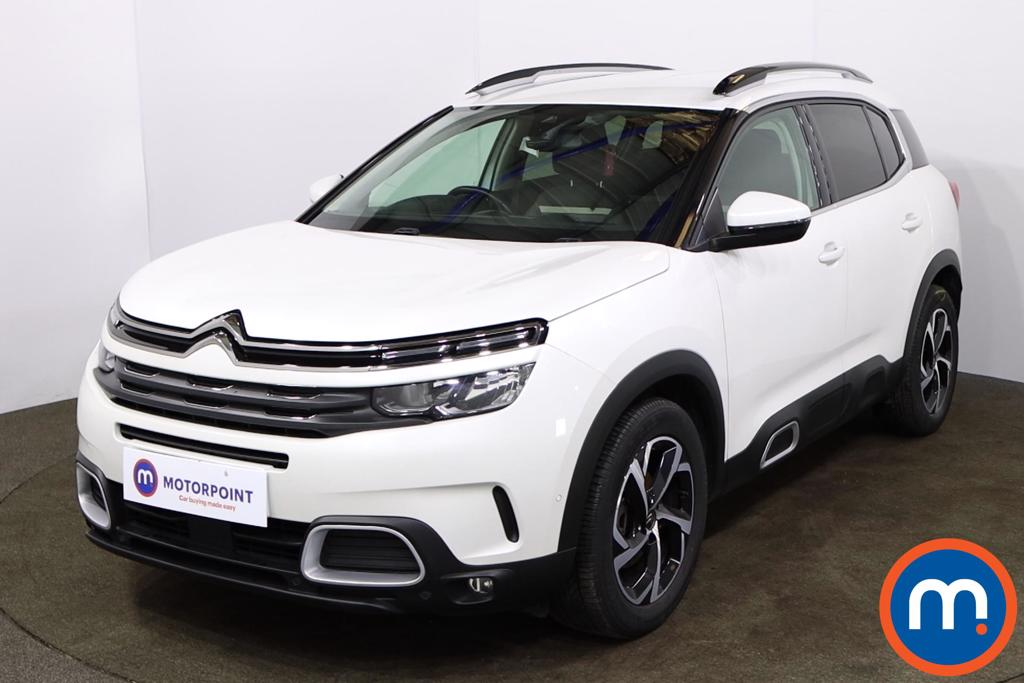 Citroen C5 Aircross 1.5 BlueHDi 130 Flair 5dr - Stock Number 1183835 Passenger side front corner