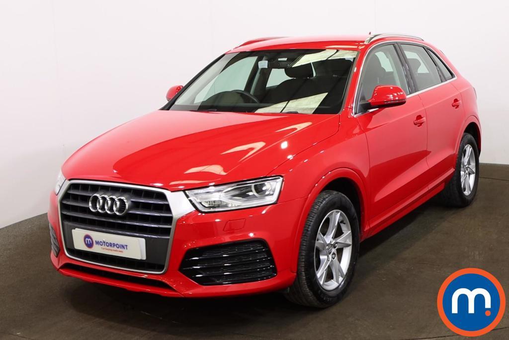 Audi Q3 1.4T FSI Sport 5dr - Stock Number 1185290 Passenger side front corner