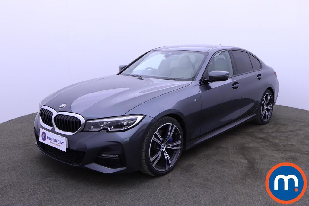 BMW 3 Series 330i M Sport 4dr Step Auto - Stock Number 1186860 Passenger side front corner