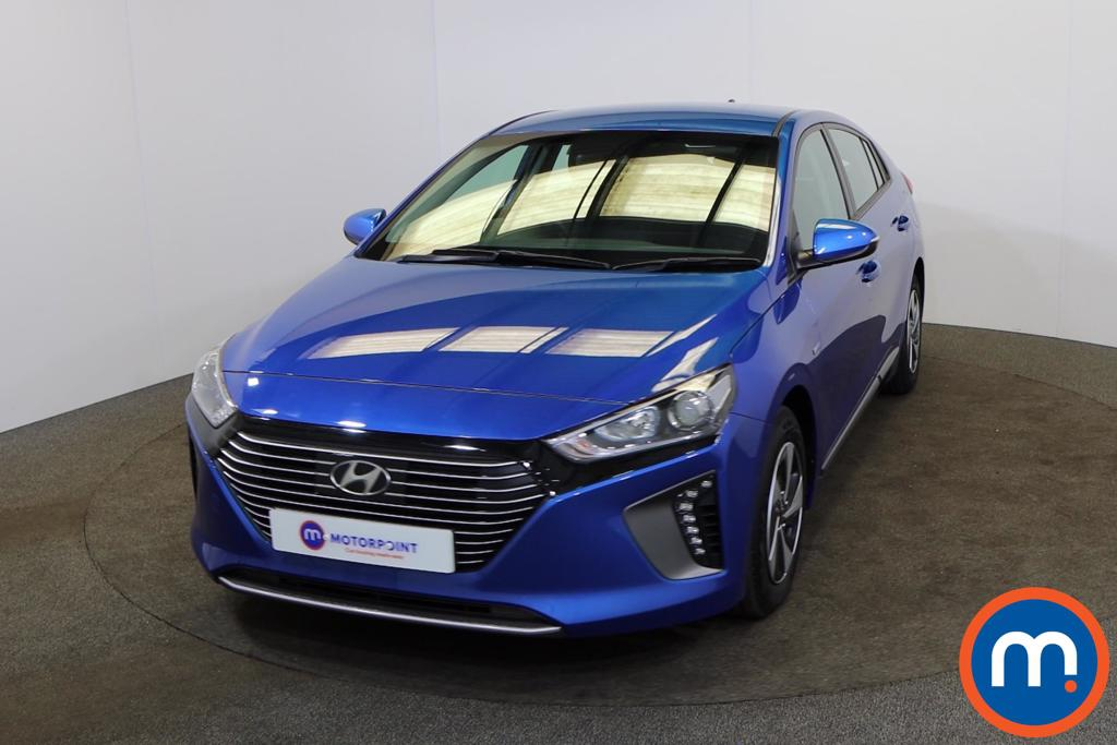Hyundai Ioniq 1.6 GDi Hybrid SE 5dr DCT - Stock Number 1183908 Passenger side front corner