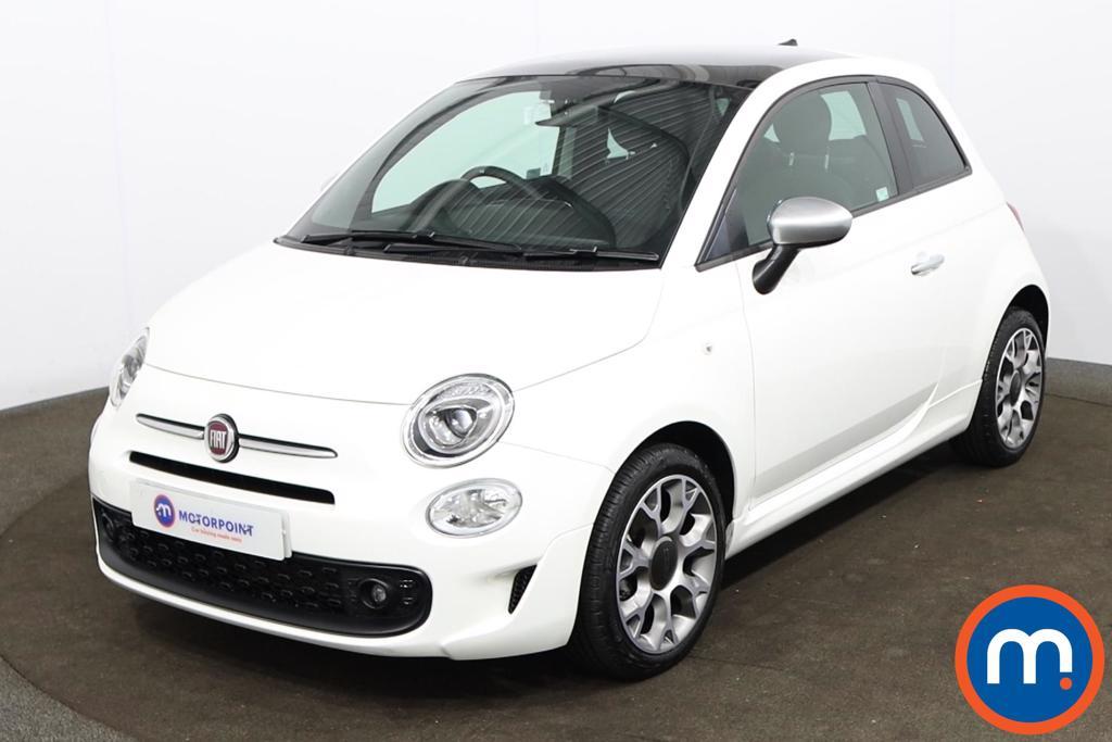 Fiat 500 1.0 Mild Hybrid Rock Star 3dr - Stock Number 1184099 Passenger side front corner