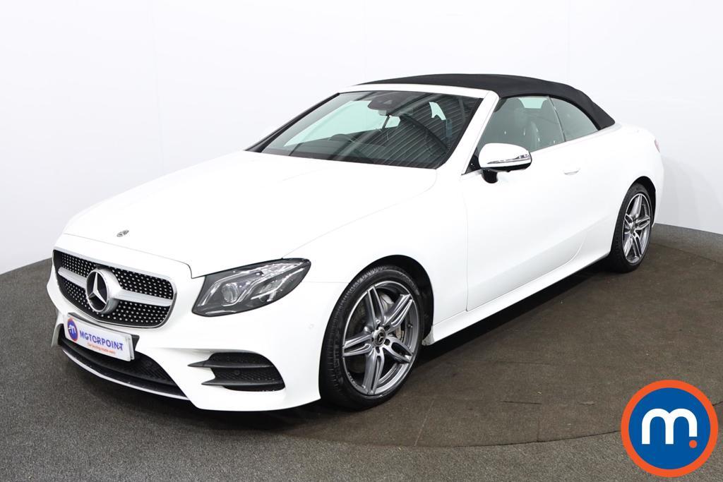 Mercedes-Benz E Class E350 AMG Line 2dr 9G-Tronic - Stock Number 1184154 Passenger side front corner