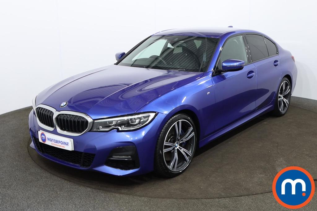 BMW 3 Series 330i M Sport 4dr Step Auto - Stock Number 1186858 Passenger side front corner