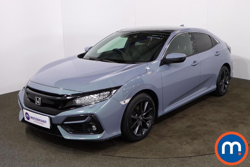 Honda Civic 1.6 i-DTEC EX 5dr - Stock Number 1181401 Passenger side front corner