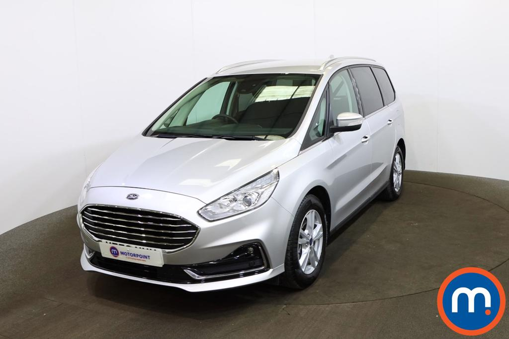 Ford Galaxy 2.0 EcoBlue Titanium 5dr - Stock Number 1183208 Passenger side front corner