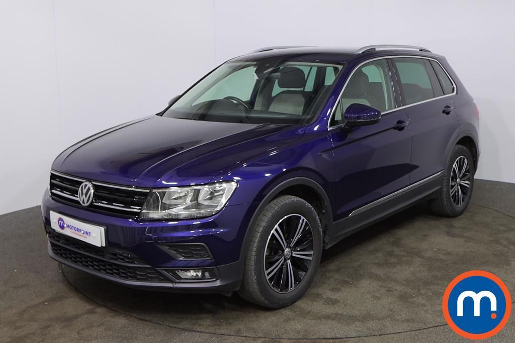 Volkswagen Tiguan 2.0 TDi 150 4Motion SE Nav 5dr - Stock Number 1183882 Passenger side front corner