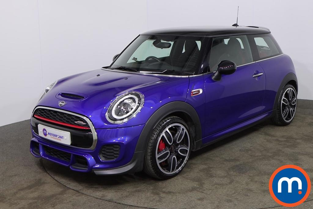 Mini Hatchback 2.0 John Cooper Works II 3dr [Chili Pack] - Stock Number 1187926 Passenger side front corner