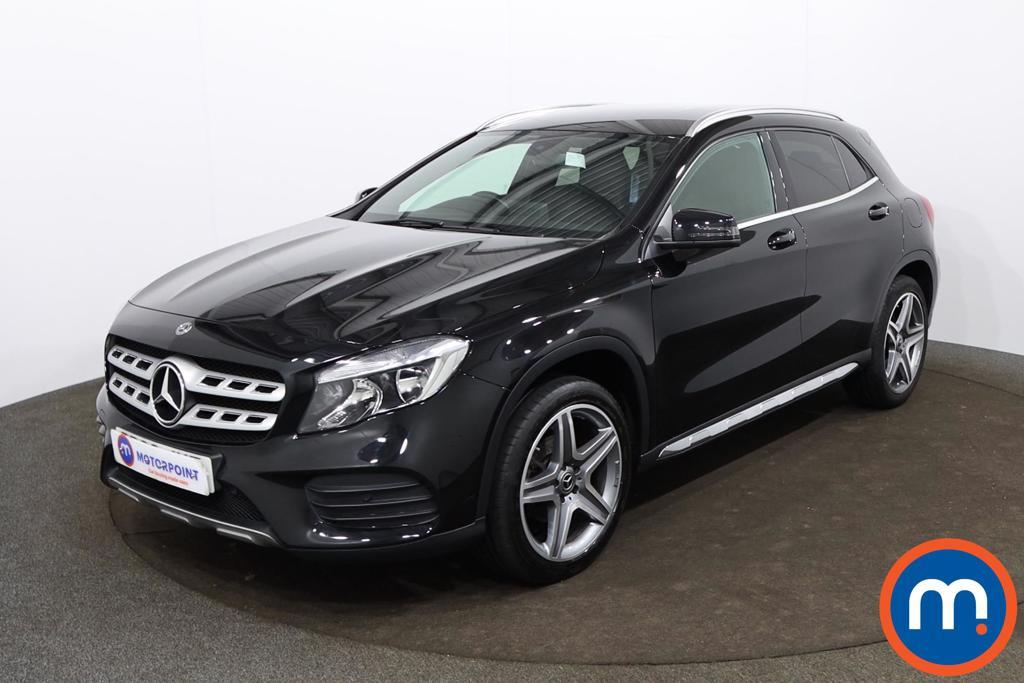 Mercedes-Benz GLA GLA 200 AMG Line 5dr - Stock Number 1188183 Passenger side front corner