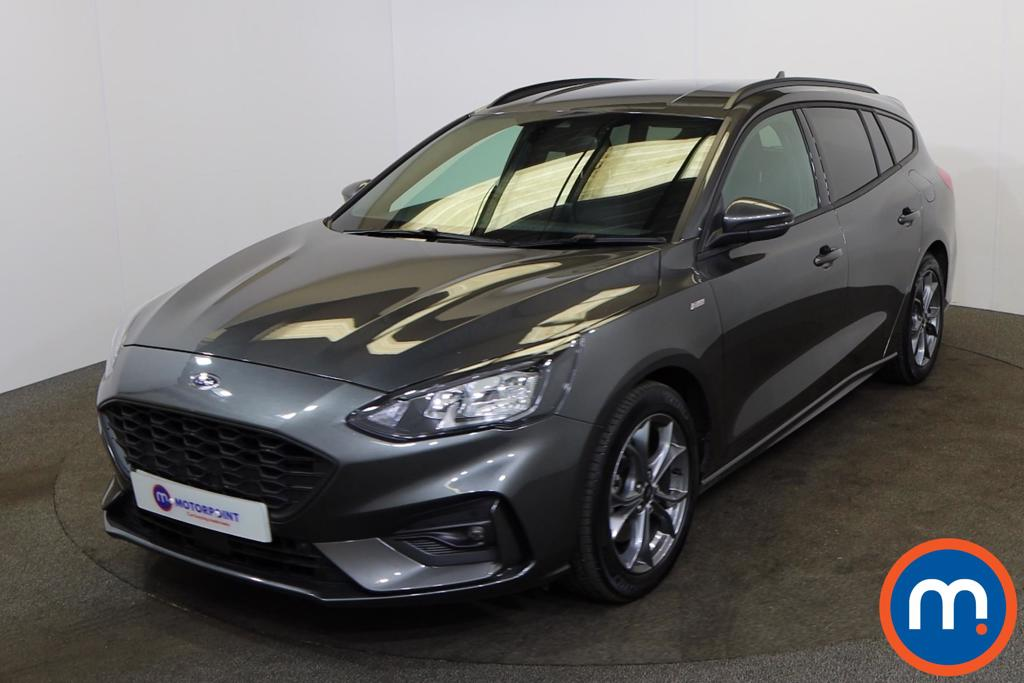 Ford Focus 1.5 EcoBlue 120 ST-Line Edition 5dr - Stock Number 1177087 Passenger side front corner