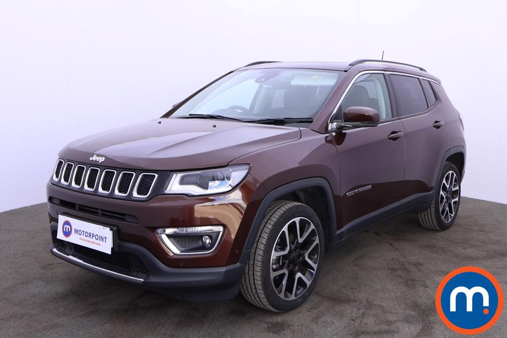 Jeep Compass 1.4 Multiair 140 Limited 5dr [2WD] - Stock Number 1181391 Passenger side front corner