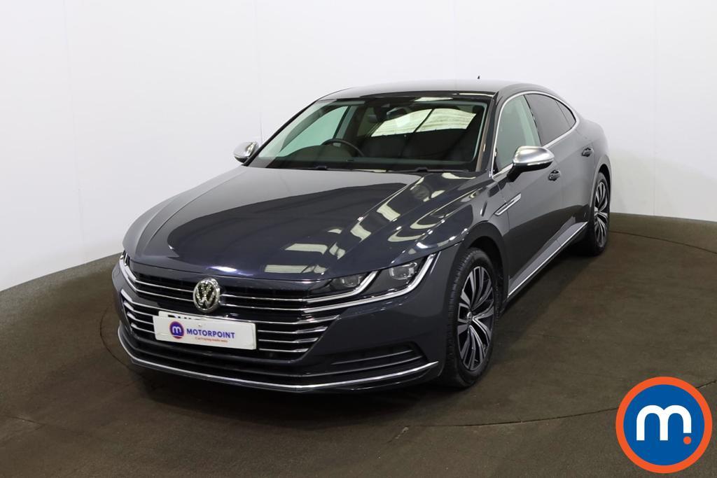 Volkswagen Arteon 1.5 TSI Elegance 5dr DSG - Stock Number 1182789 Passenger side front corner