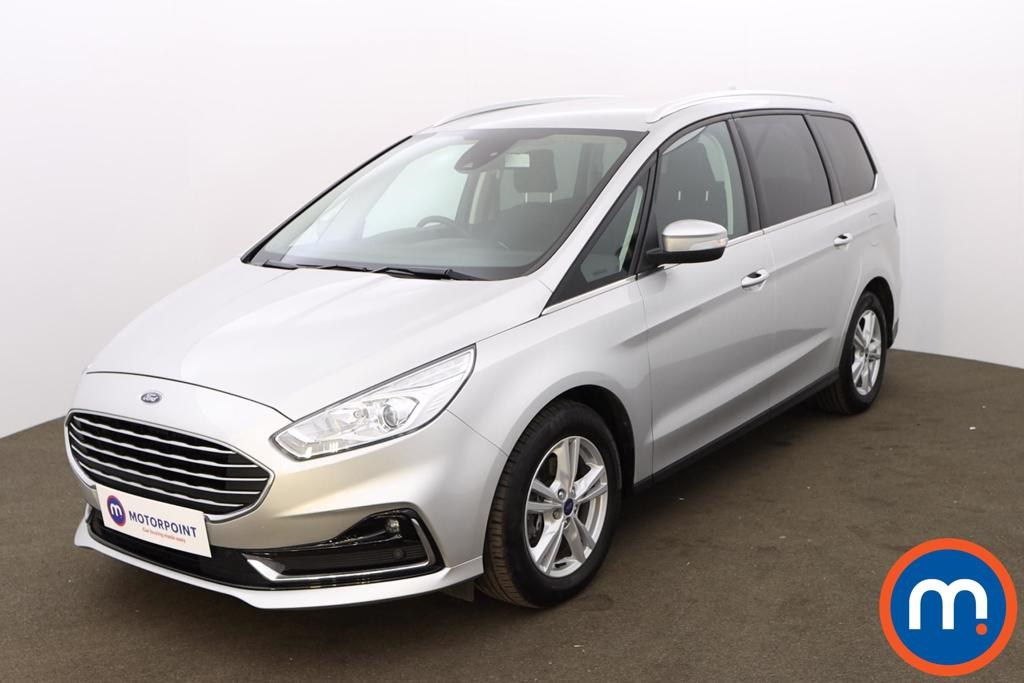 Ford Galaxy 2.0 EcoBlue 190 Titanium 5dr Auto - Stock Number 1183303 Passenger side front corner