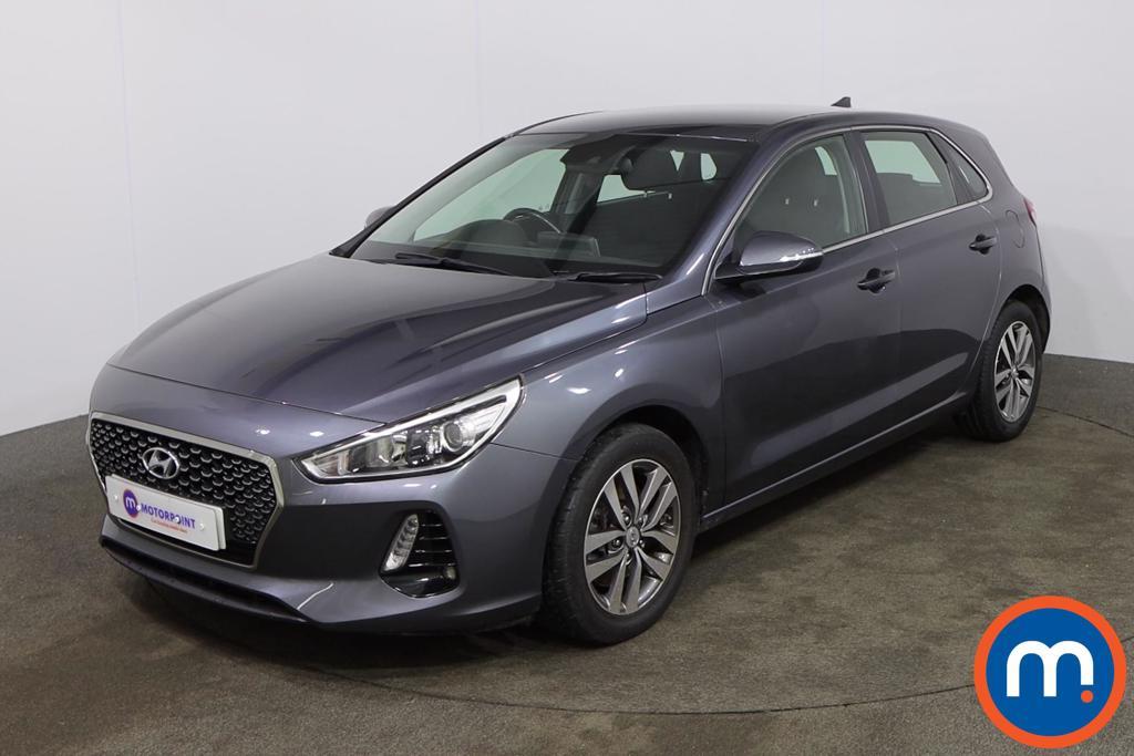 Hyundai I30 1.6 CRDi SE Nav 5dr - Stock Number 1183777 Passenger side front corner