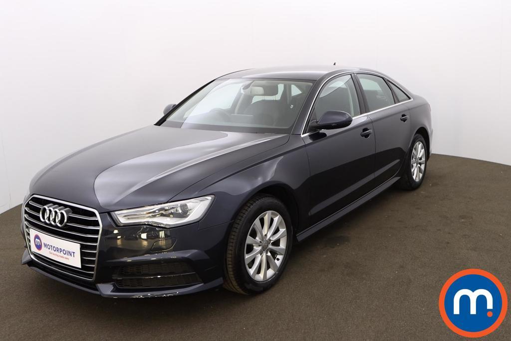 Audi A6 2.0 TDI Ultra SE Executive 4dr S Tronic [Tech] - Stock Number 1185255 Passenger side front corner