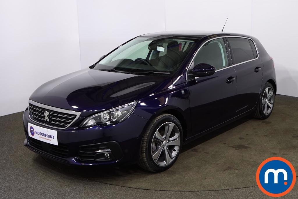 Peugeot 308 1.2 PureTech 130 Tech Edition 5dr - Stock Number 1185263 Passenger side front corner