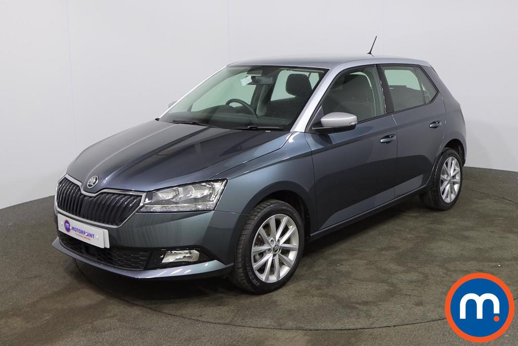 Skoda Fabia 1.0 MPI Colour Edition 5dr - Stock Number 1185708 Passenger side front corner