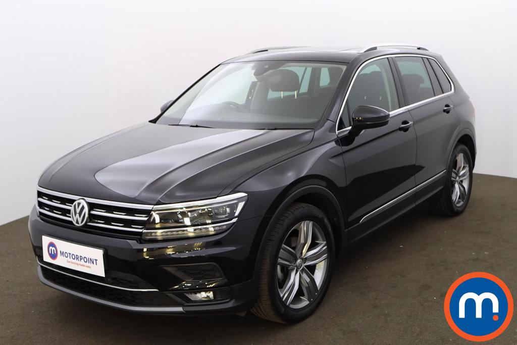 Volkswagen Tiguan 2.0 TDi 150 SEL 5dr - Stock Number 1186309 Passenger side front corner