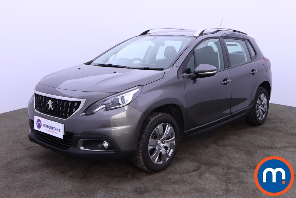 Peugeot 2008 1.2 PureTech Active 5dr [Start Stop] - Stock Number 1186489 Passenger side front corner