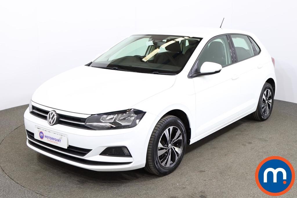 Volkswagen Polo 1.0 TSI 95 SE 5dr - Stock Number 1187876 Passenger side front corner
