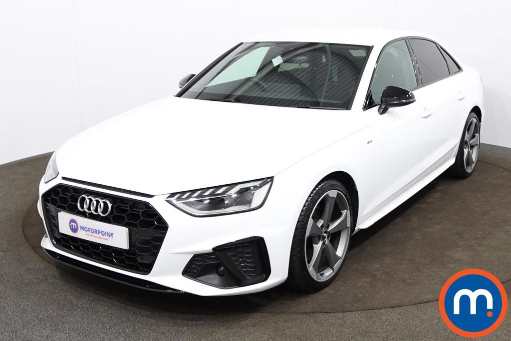 Audi A4 35 TDI Black Edition 4dr S Tronic - Stock Number 1180084 Passenger side front corner