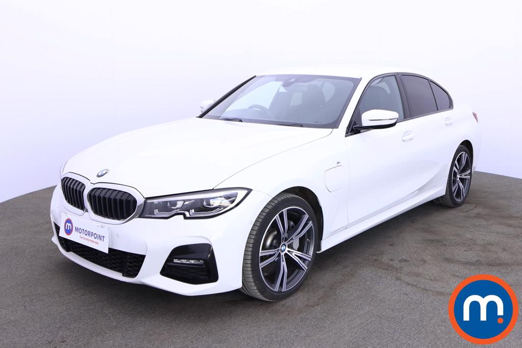 BMW 3 Series 330e M Sport 4dr Auto - Stock Number 1181014 Passenger side front corner