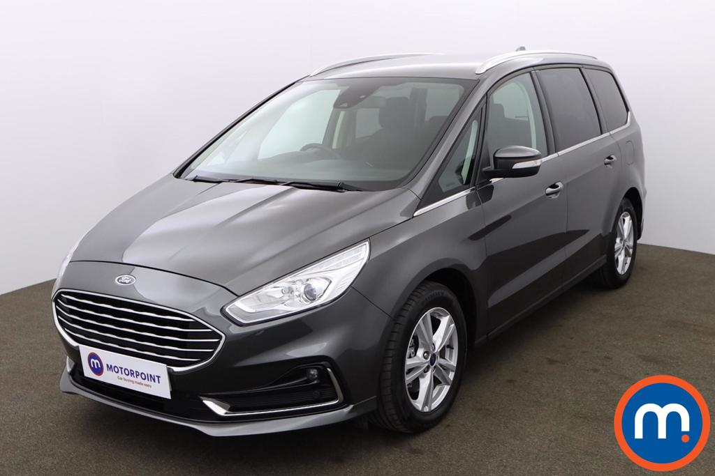 Ford Galaxy 2.0 EcoBlue 190 Titanium 5dr Auto - Stock Number 1183313 Passenger side front corner