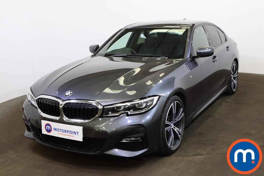 BMW 3 Series 330i M Sport 4dr Step Auto - Stock Number 1186780 Passenger side front corner