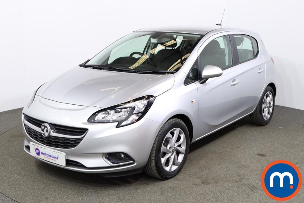 Vauxhall Corsa 1.4 SRi Nav 5dr - Stock Number 1188765 Passenger side front corner