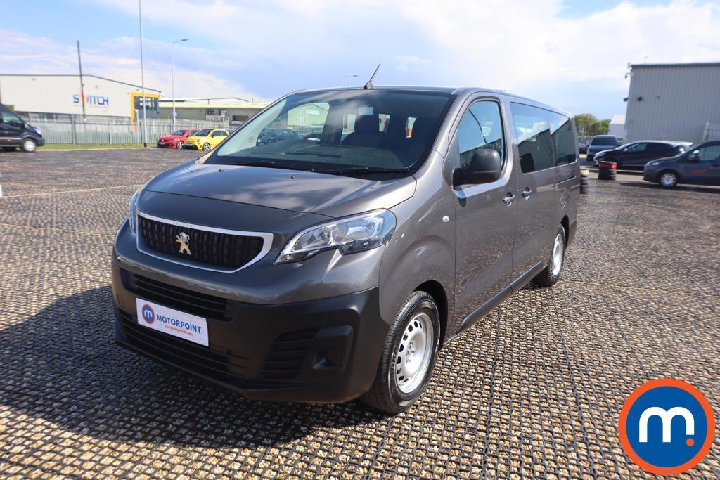 Peugeot Expert Combi 1.5 BlueHDi 120 Long 6dr - Stock Number 1183279 Passenger side front corner