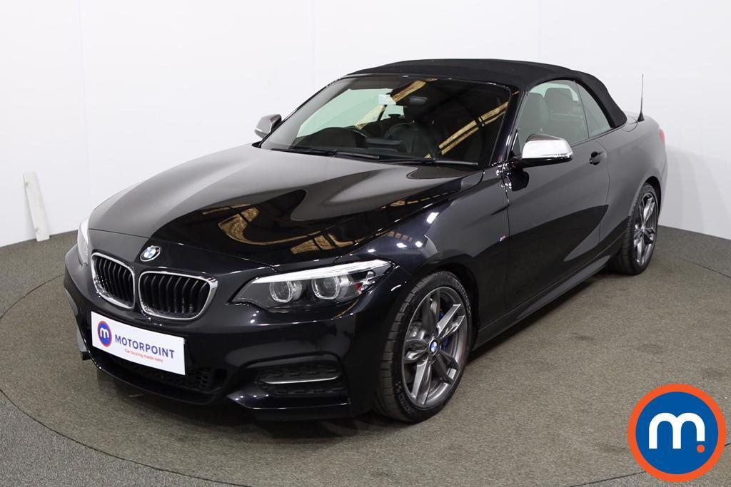 BMW 2 Series M240i 2dr [Nav] Step Auto - Stock Number 1186381 Passenger side front corner