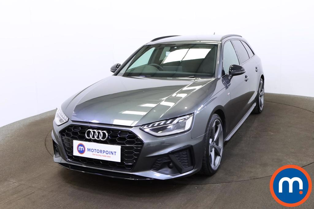 Audi A4 35 TDI Black Edition 5dr S Tronic - Stock Number 1188059 Passenger side front corner